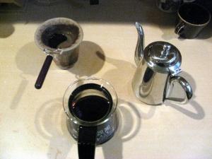 カフェインレス・カフェオレ