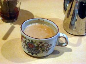 カフェインレス・カフェオレ2