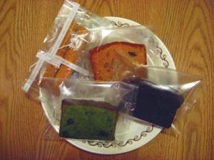 焼き菓子販売リスト